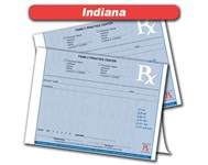 Indiana Rx Pad