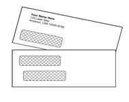 Checks & Form Envelopes